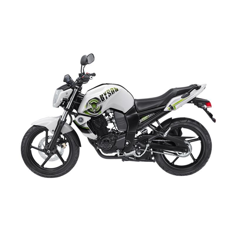 Yamaha Byson White Bogor