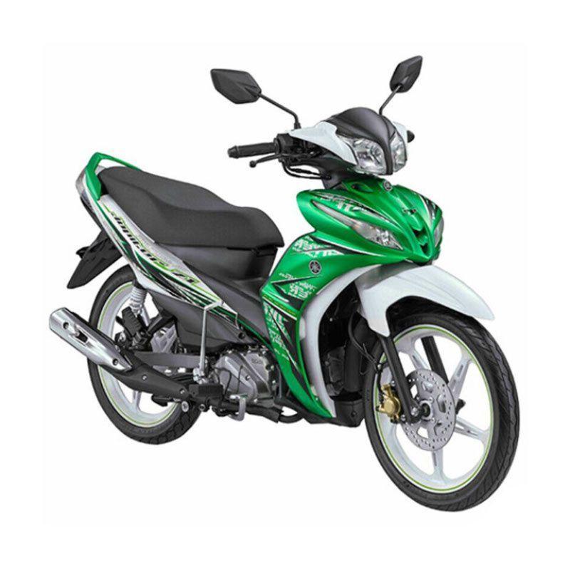 Yamaha Jupiter Z1 CW FI Street Green Sepeda Motor