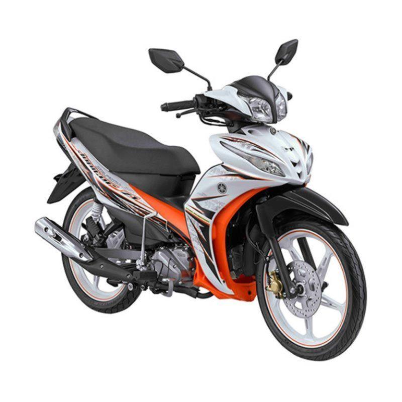 Yamaha Jupiter Z1 CW FI Street White Sepeda Motor