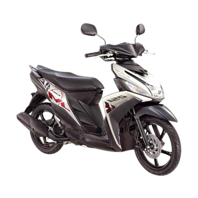 Yamaha Mio M3 125 CW Chat White Sepeda Motor