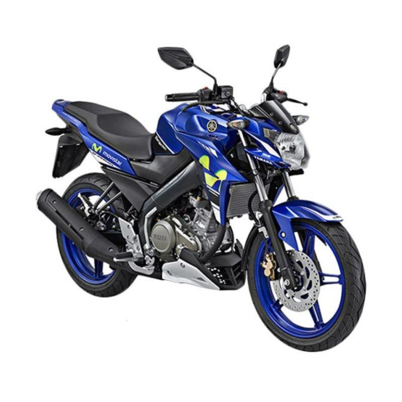 Yamaha New Vixion Advance Movistar MotoGP Sepeda Motor