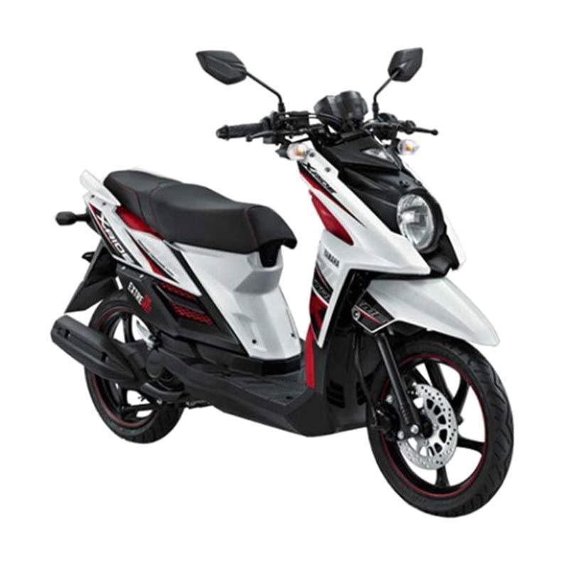 Yamaha X-Ride Skater White Sepeda Motor