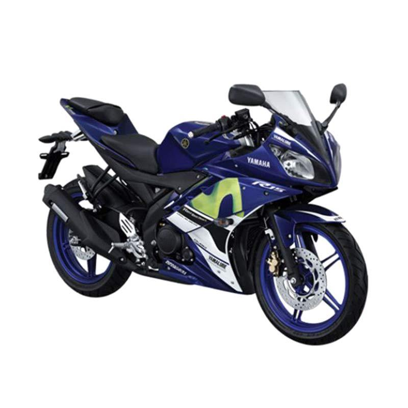 Yamaha YZF R15 Movistar MotoGP Sepeda Motor