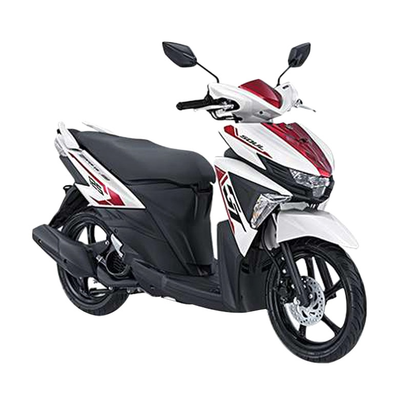 Jual cny yamaha all new soul gt 125 explorer white for Black friday yamaha