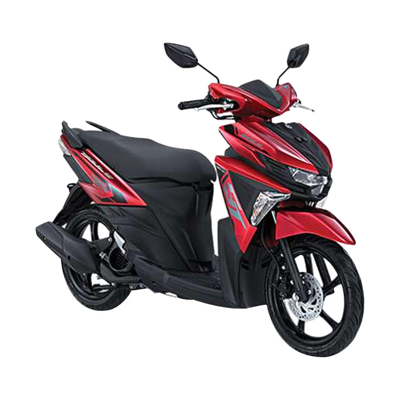 Jual cny yamaha all new soul gt 125 victory red sepeda for Black friday yamaha