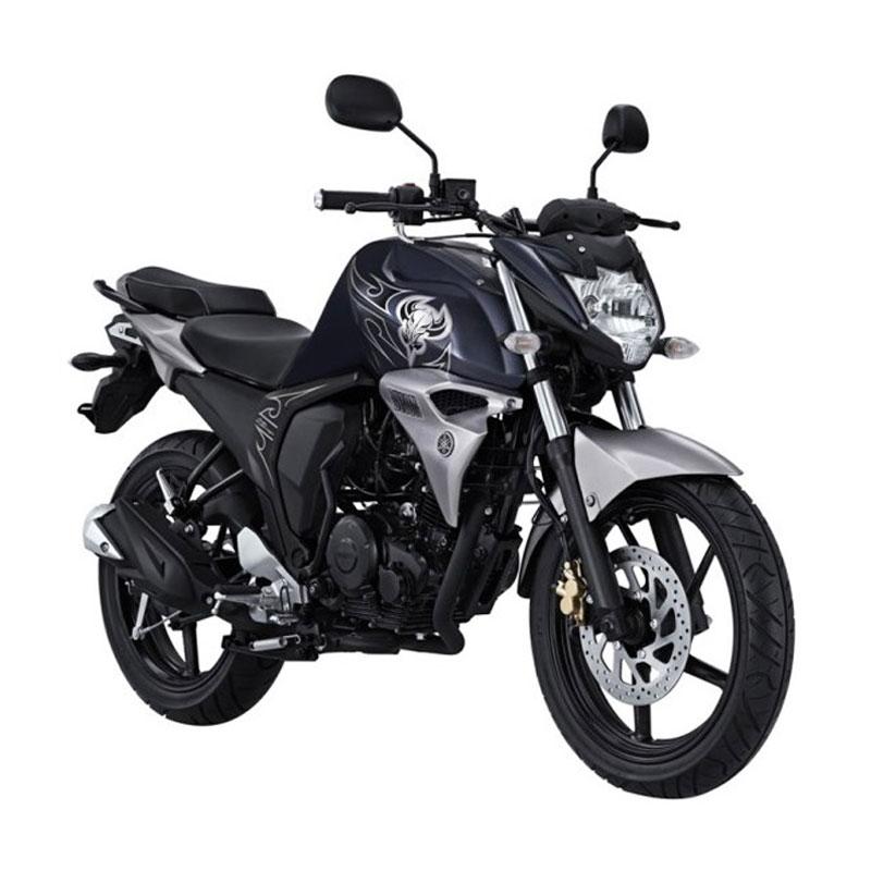 Jual Yamaha Byson Fi Silver Bold Sepeda Motor OTR Jawa