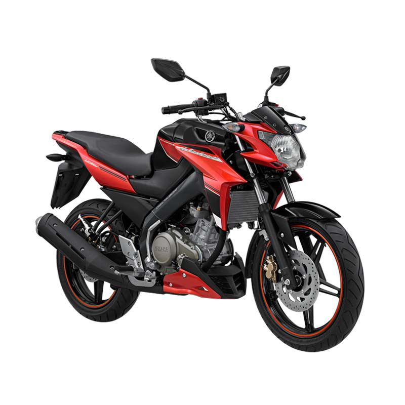 harga Yamaha New Vixion Advance Zeal Red Sepeda Motor [OTR Jember] Blibli.com
