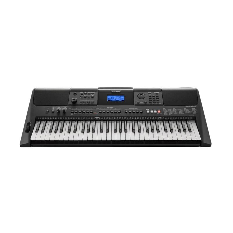 harga Yamaha PSR E453 Portable Keyboard Blibli.com