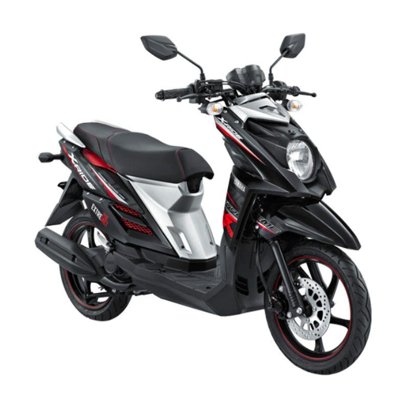 Yamaha X-Ride Adventure Black Sepeda Motor [OTR Lampung]