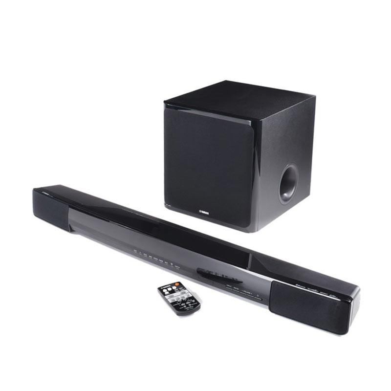 Yamaha YAS-203 Sound Bar with Bluetooth and Wireless