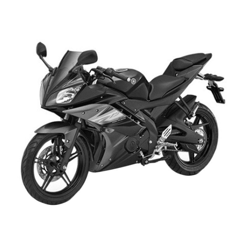 Yamaha YZF R15 Midnight Black Sepeda Motor [OTR Yogyakarta]