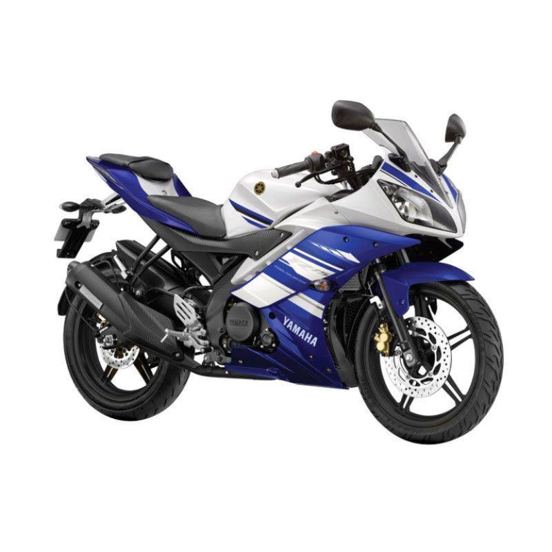 harga Yamaha YZF R15 Racing Blue Sepeda Motor [OTR Surabaya] Blibli.com