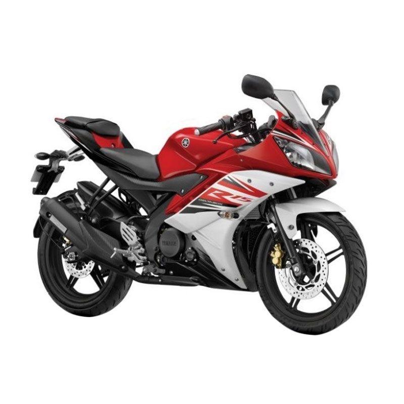 Yamaha YZF R15 Supernova Red Sepeda Motor [OTR Yogyakarta]