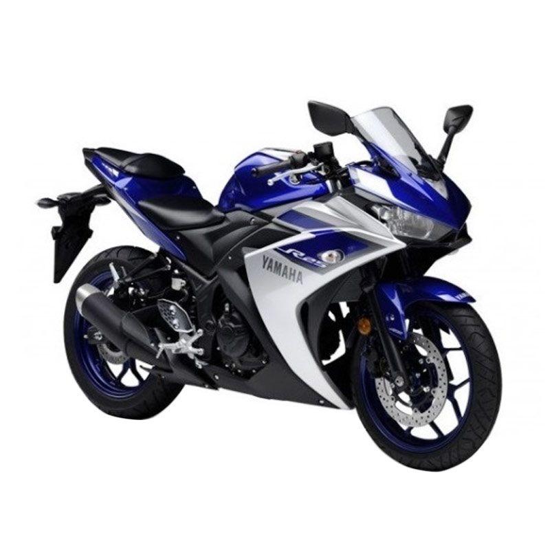 Yamaha YZF R25 ABS Racing Blue Sepeda Motor [OTR Yogyakarta]