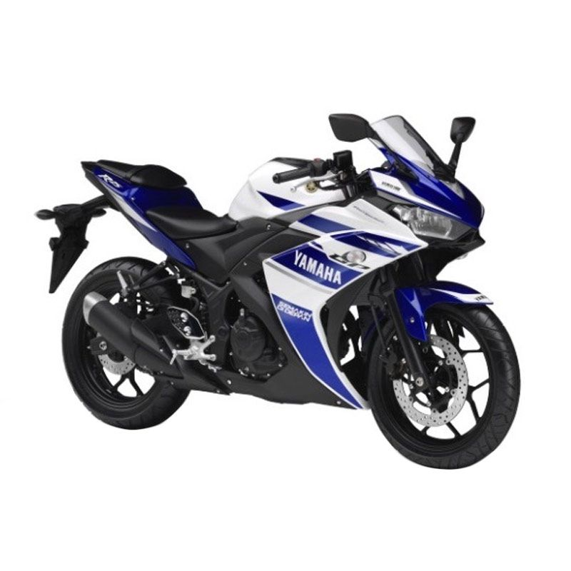 Yamaha YZF R25 Racing Blue Sepeda Motor [OTR Yogyakarta]