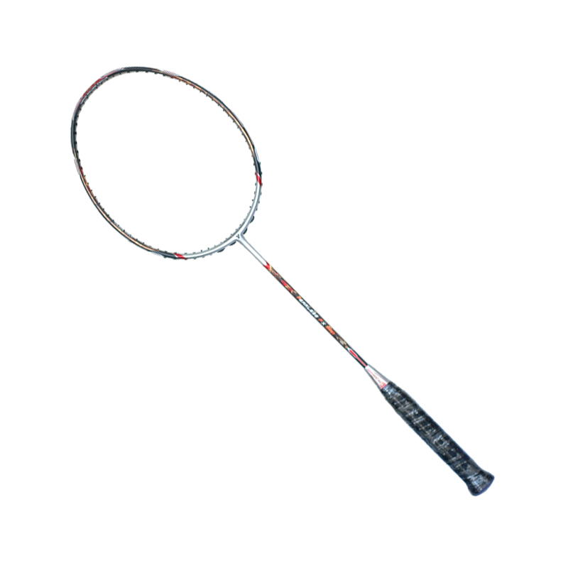 Yang Yang Fearless FX 950 Raket Badminton - Silver Black
