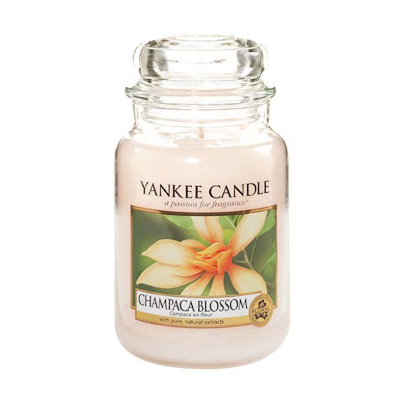 Yankee Candle Jar Large Champaca Blossom Lilin Aromaterapi