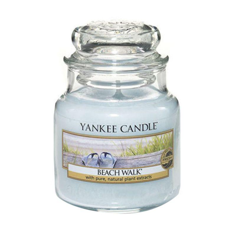 Yankee Candle Jar Small Beach Walk Lilin Aromaterapi