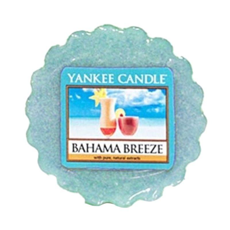 Yankee Candle Tart Bahama Breeze Lilin Aromaterapi