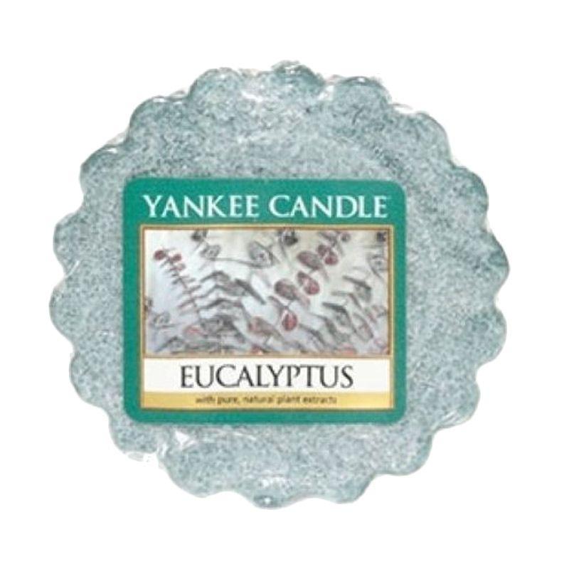 Yankee Candle Tart Eucalyptus Lilin Aromaterapi