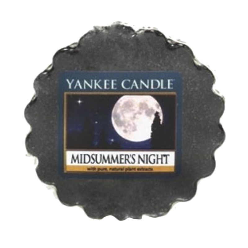Yankee Candle Tart Midsummer Night Lilin Aromaterapi