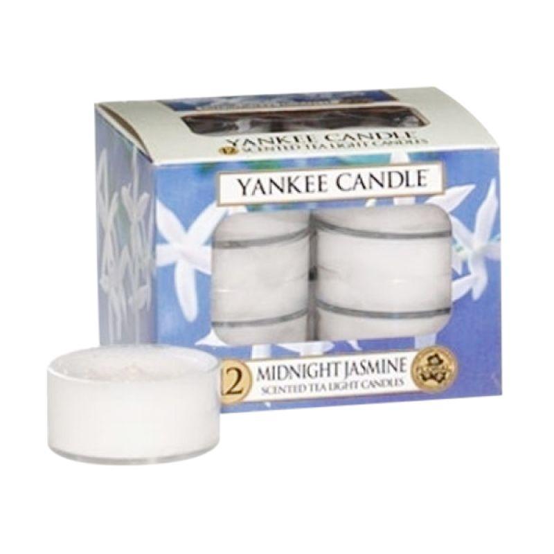 Yankee Candle Tealight Midnight Jasmine Lilin Aromaterapi