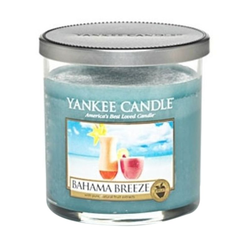 Yankee Candle Tumbler Bahama Breeze Lilin Aromaterapi