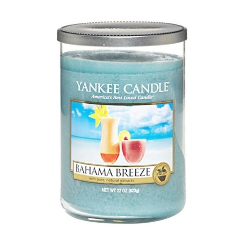 Yankee Candle Tumbler Bahama Breeze Lilin Aromaterapi [Large]