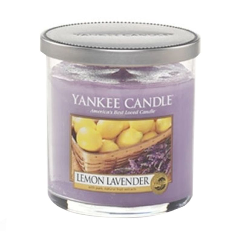 Yankee Candle Tumbler Lemon Lavender Lilin Aromaterapi