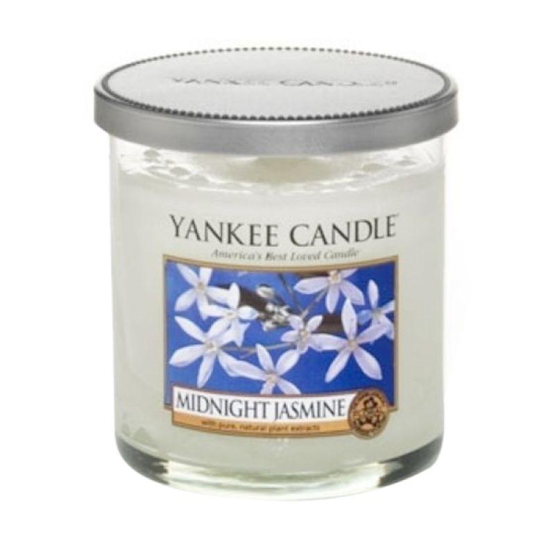 Yankee Candle Tumbler Midnight Jasmine Lilin Aromaterapi