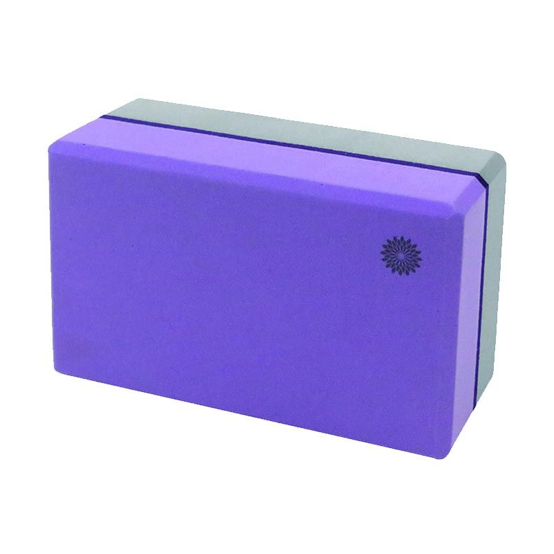Easyoga Foam Block Dark Purple