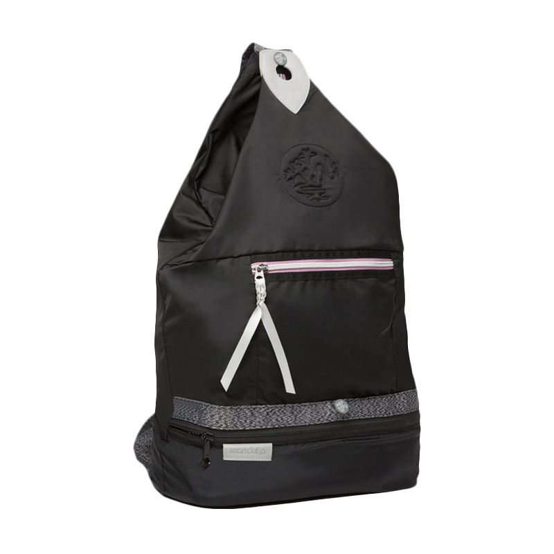 Manduka BE Series Rucksack Black Tas Yoga