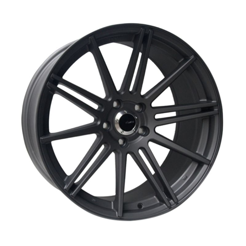 Advanti Racing N 705 MB Matt Black Velg Mobil [19 x 8.5 / 19 x 9.5 Inch]