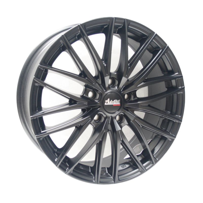 Advanti Racing SM 32 MB Matt Black Velg Mobil [17 x 7.0 Inch]