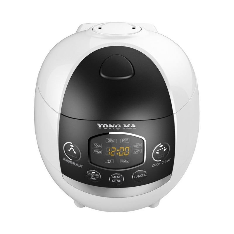 Yong Ma MC1380B Digital Rice Cooker  [1.3 Liter]