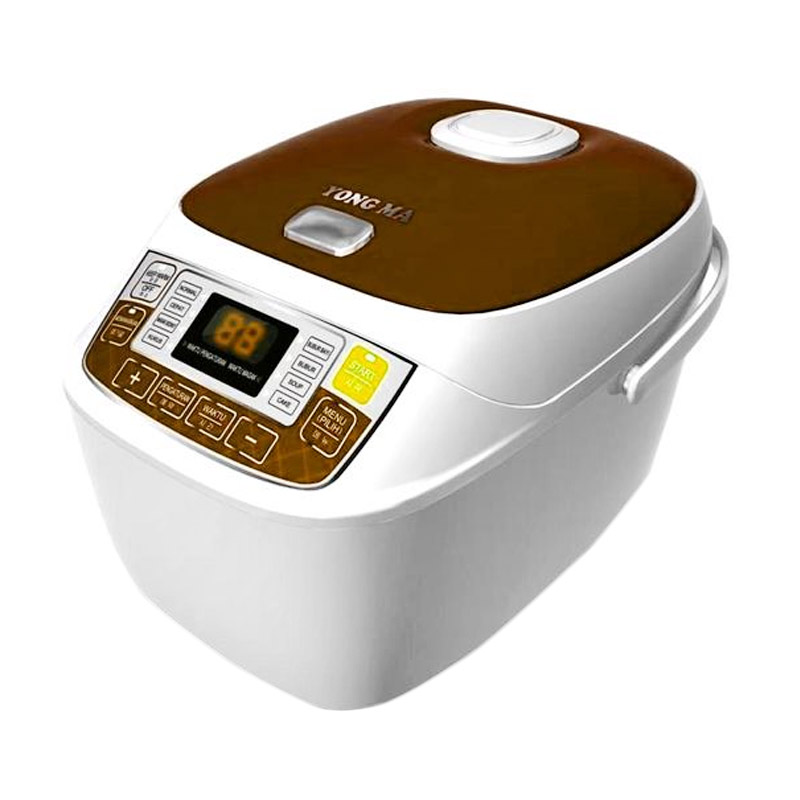 Yong Ma MC5600R Brown Digital Multi Rice Cooker