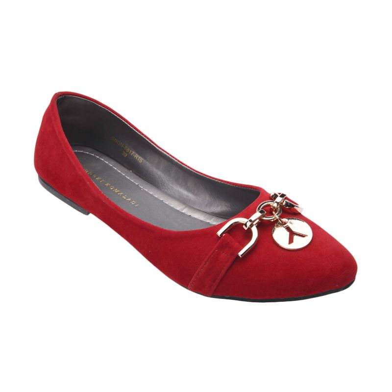 Yongki Komaladi SBDN8817-R Merah Sepatu Wanita