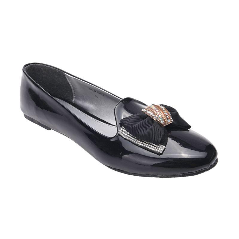 Yongki Komaladi SFCN 89063 Hitam Sepatu Wanita