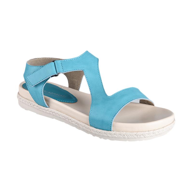 Jual Yongki Komaladi Srln 41514 Sepatu Wanita Blue