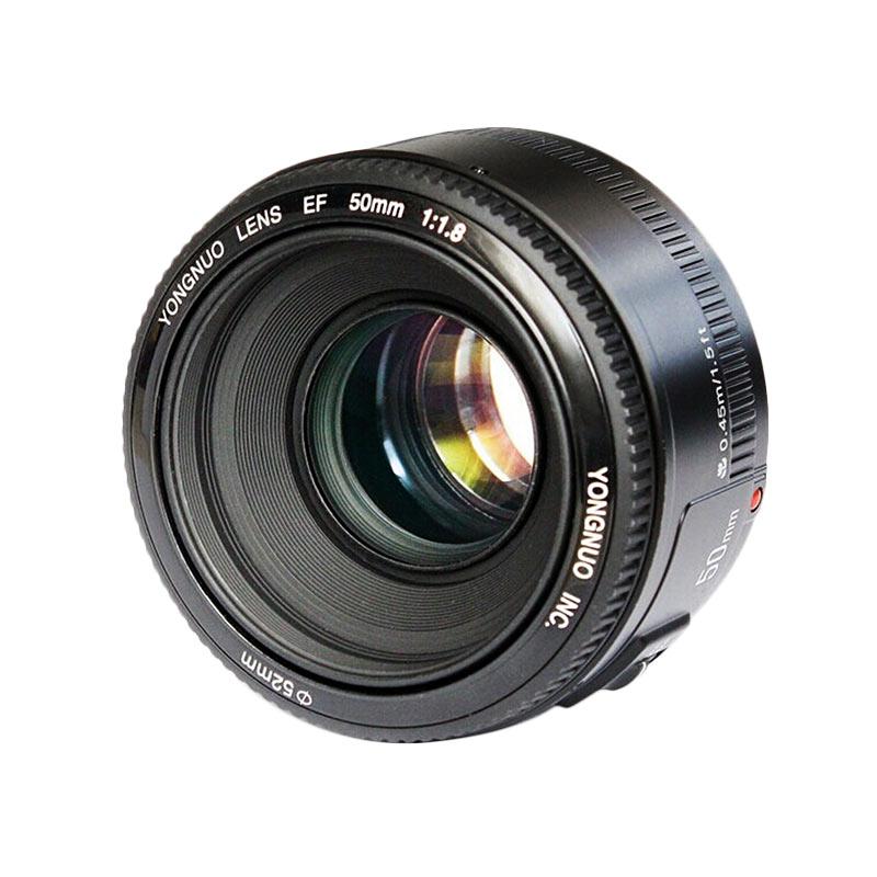Yongnuo 50mm F1 8 Lensa Kamera