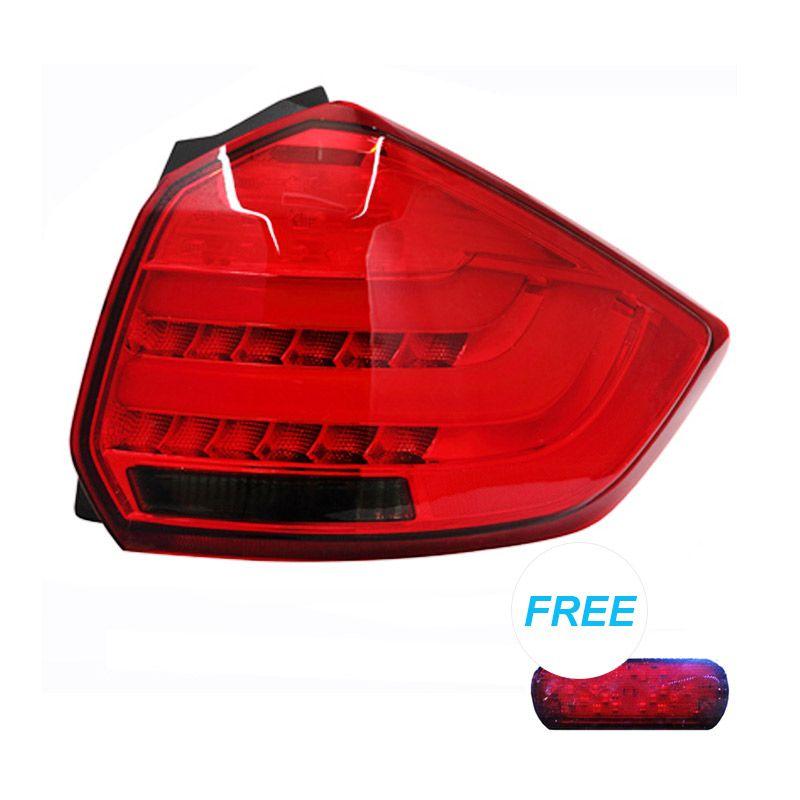 PROMO YZ Stop Lamp Suzuki Ertiga YAB-R3-0238 Red Smoke [Buy 1 Get 1 FREE Bumper Lamp LED]