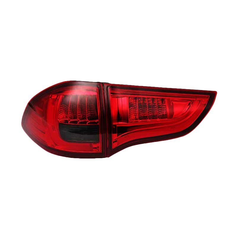YZ YAB-PJ-0180 Red Stop Lamp for Mitsubishi Pajero Sport 2009-2013