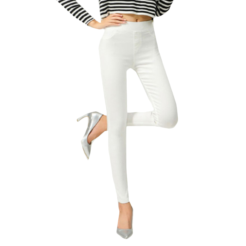 harga Yuka Fashion 20152021 Semi Jeans Legging Stretch Celana Panjang Wanita Blibli.com