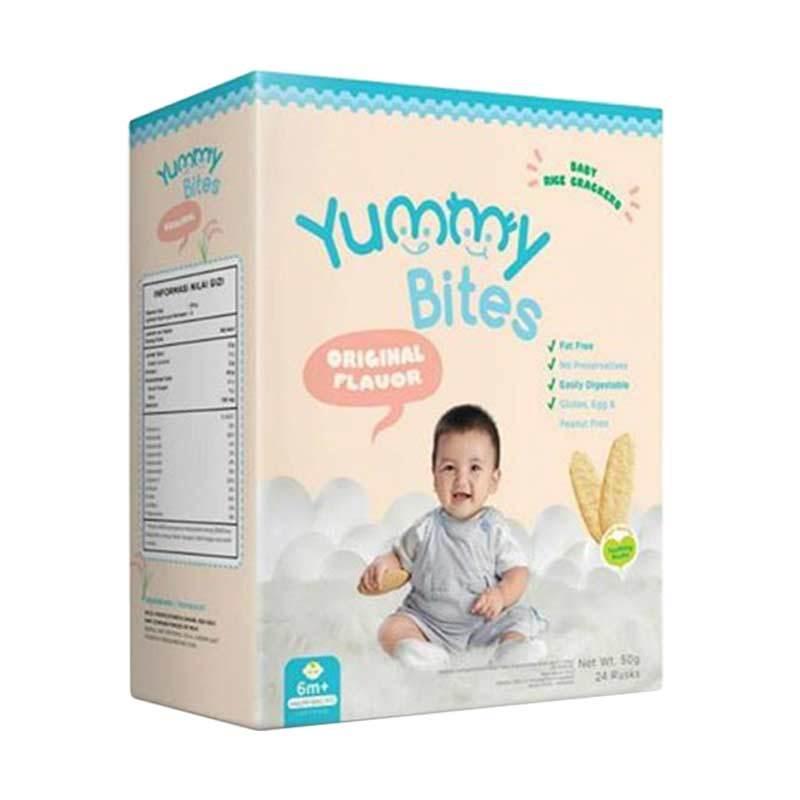 Yummy Bites Original Biskuit Bayi