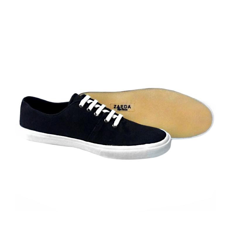 Zaeda Shoes Classio Sepatu Pria - Black