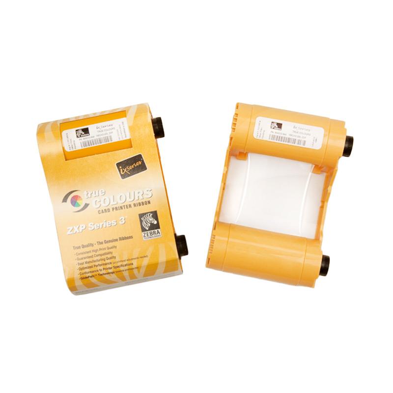 Zebra 800033-840 YMCKO Cartridge Color Ribbon ZXP3 Card Printer
