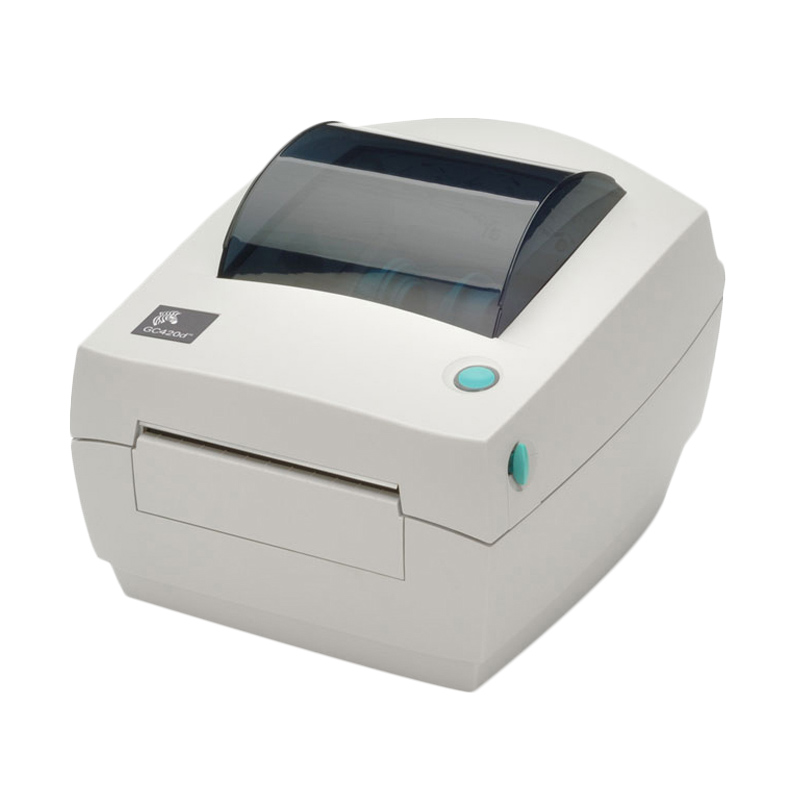 harga Zebra GC420T Printer Barcode [Label Thermal Transfer/203 DPI] Blibli.com