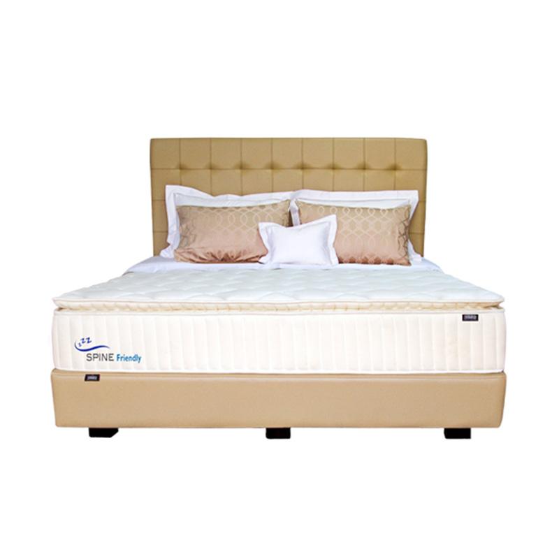 Zees Spine Friendly Kasur Spring Bed [100 x 200 cm]