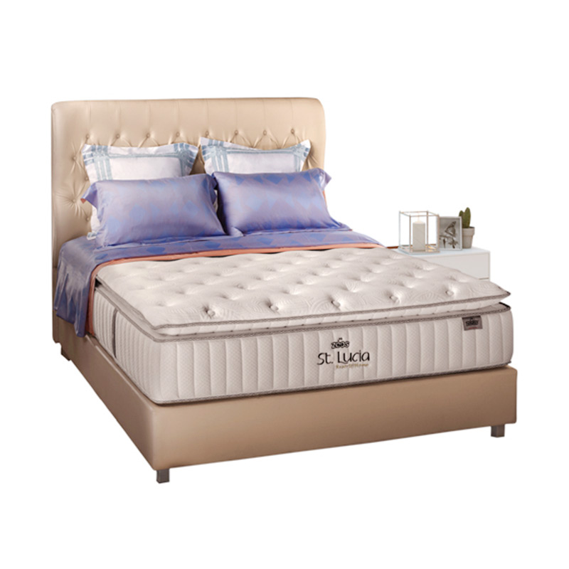 Zees St. Lucia Springbed (160x200cm)