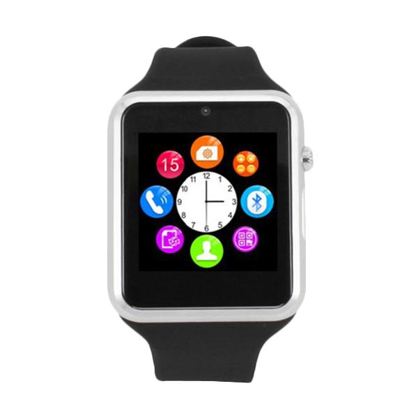 Zgpax S79 Hitam Smartwatch [Bluetooth/1.3MP]